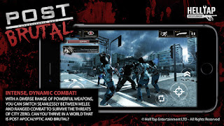 Post Brutal 1 Mod Apk + Data Download