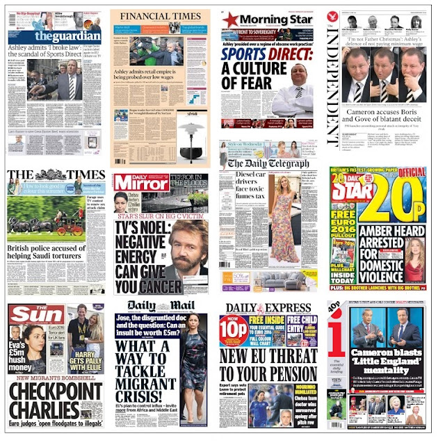 front pages 08-06-16