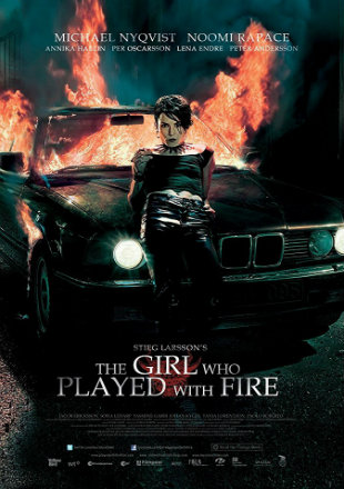 The Girl Who Played With Fire 2009 720p Dual Audio Movie Download BRRip