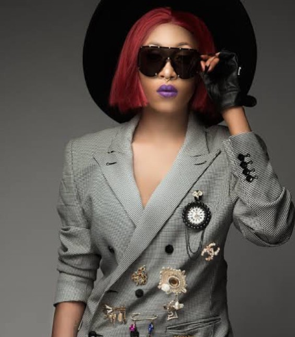 ''I was young and new in the industry, I made mistakes''! Cynthia Morgan apologises to Jude Okoye and ex-manager