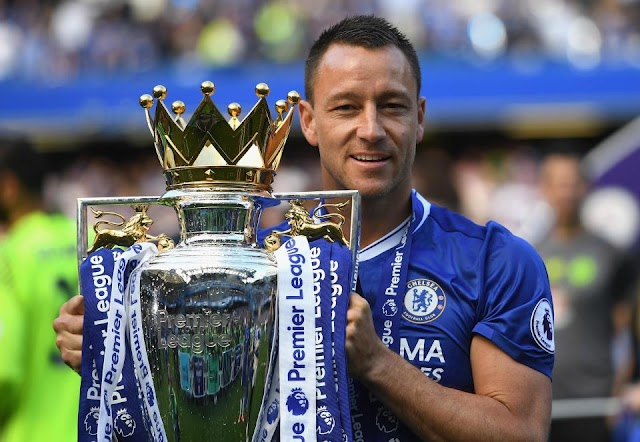 Chelsea Legend, John Terry Announces Retirement From Football At The Age Of 37