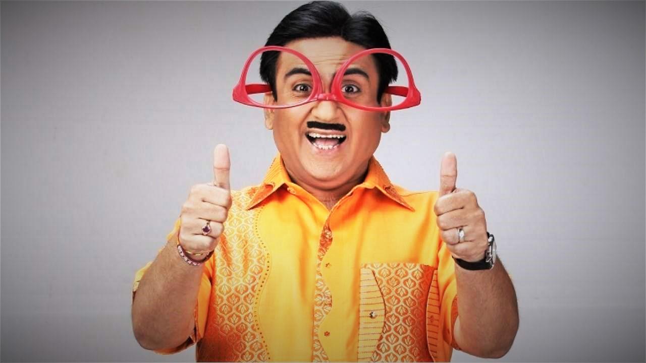 Dilip Joshi Funny Look
