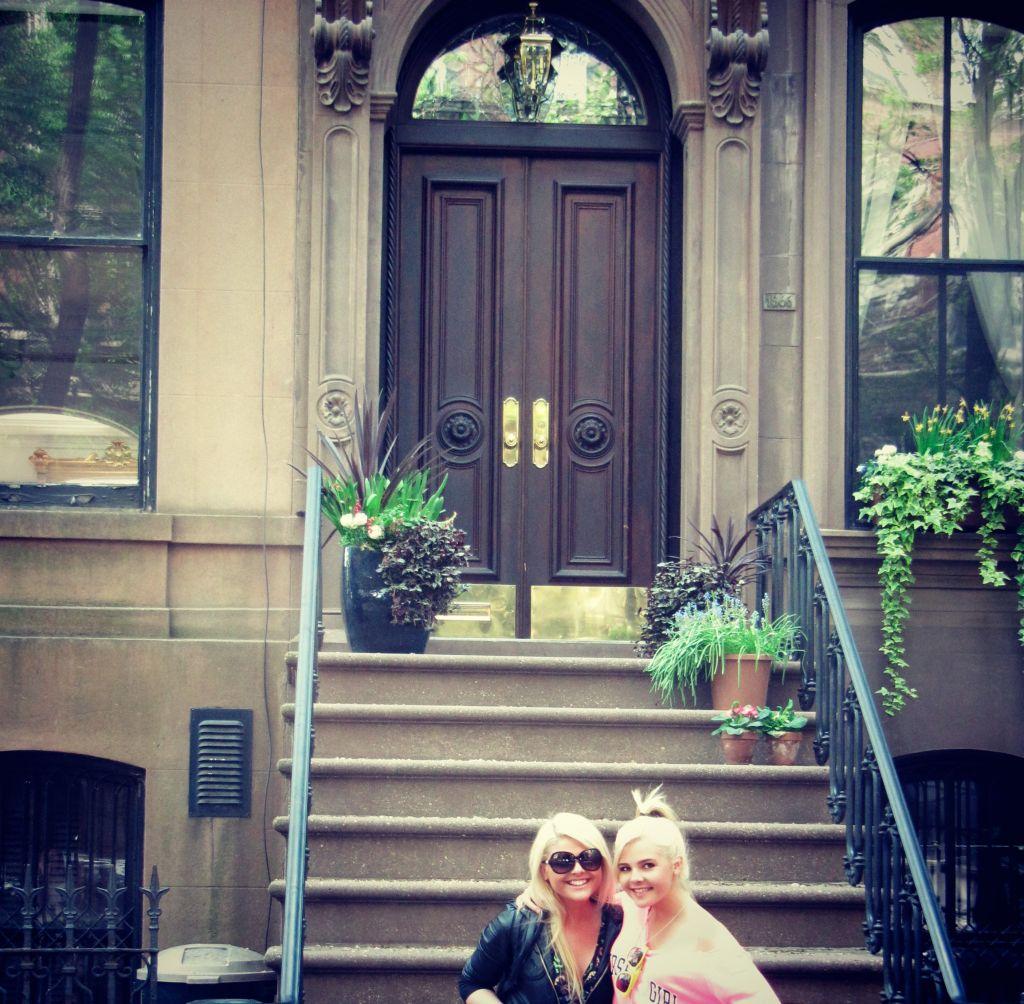 Carrie Bradshaw Apartment Address: : April 2012» Destinee And Paris Fansite