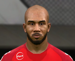 PES 2017 Faces Patrick Bezerra by Judas