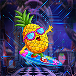 G4K Amusement Pine Apple Escape