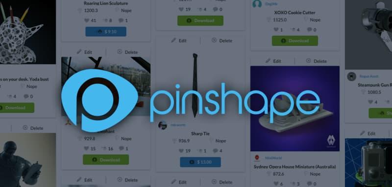 تحميل-ملفات-STL-مجانا-موقع-Pinshape
