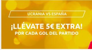 Mondobets promo Ucrania vs España 13-10-2020