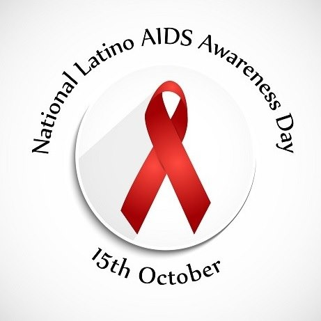 National Latino AIDS Awareness Day Wishes for Whatsapp
