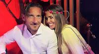Francesco Totti e Ilary Blasi in crisi? «Abbiamo iniziato a baciarci solo da due anni»