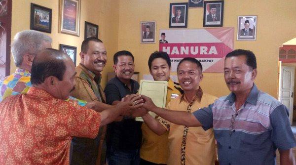 Hanura, Rugi Jika Mardison Maju Calon Wakil Walikota