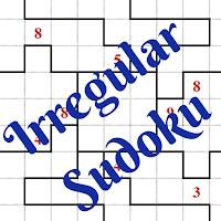 Irregular/Jigsaw Sudoku