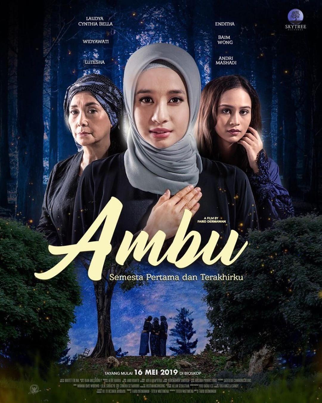 Film Ambu, Film Ketiga yang Tidak Tayang di Bioskop Semarang Tahun 2019