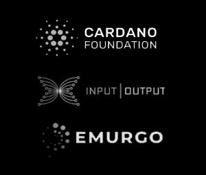 Cardano Foundation, Input Output and Emurgo support the Cardano blockchain 3.0 platform.
