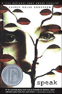 Speak, Laurie Halse Anderson, Banned Book, InToriLex, BookScoop