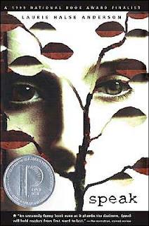 Speak, Laurie Halse Anderson, Banned Book, InToriLex, BookScoop