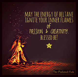 Beltane Blessings & Messages for the Coming Week