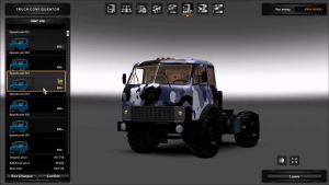 Truck - MAZ 504B V 2.6 for 1.26 [Reworked]