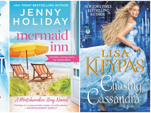 3 Romance Novels, 3 Genres, 3 Excellent Love Stories