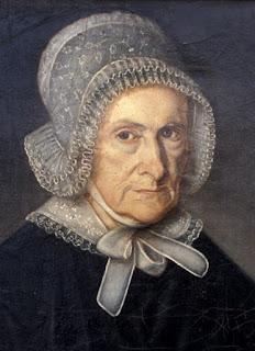 portrait Elizabeth Poirier