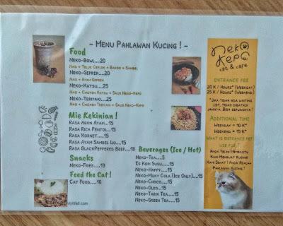 neko_kepo_cat_cafe_kafe_kucing_surabaya_kuliner_tempat_nongkrong_anak_muda_remaja_blogger_foodies_food_kuliner_culinary_menu_harga