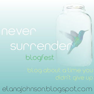 Never Surrender Blogfest