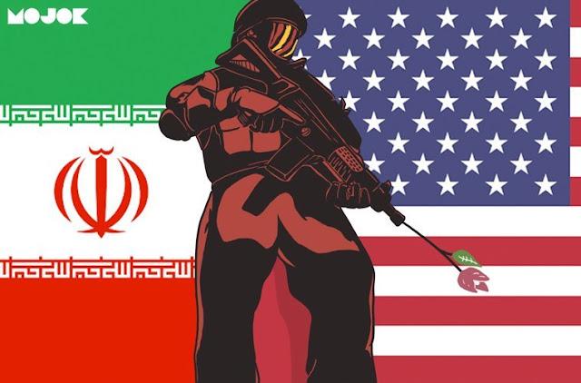 Indonesia Harus Berperan, Jangan Sampai Ketegangan Iran-AS Jadi Perang Dunia III