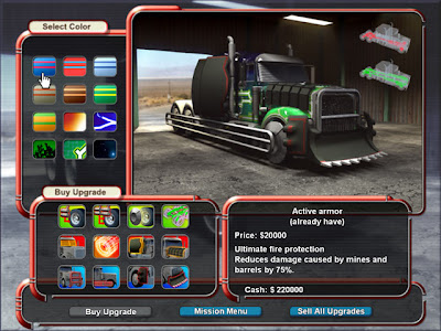 Game Mad Truckers 3