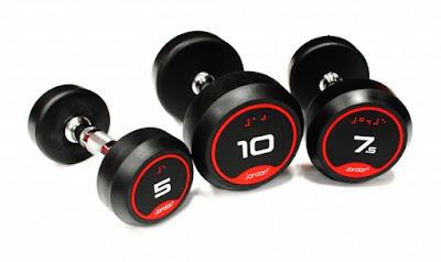 Tập các loại tạ năng hơn để tăng cân