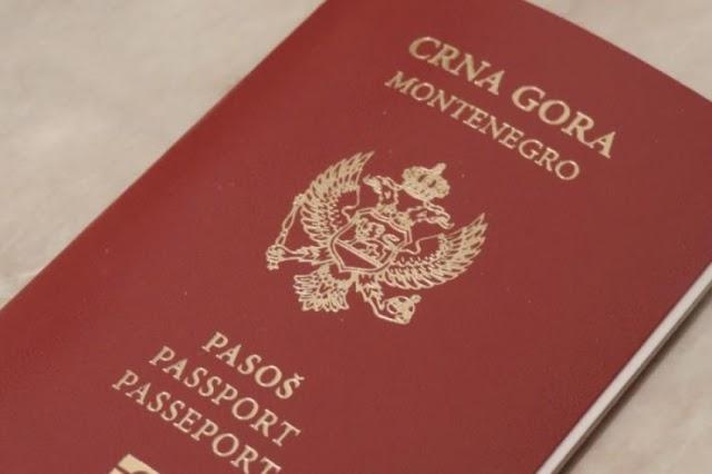 Nove lične karte od 30. marta, cijena pasoša za djecu osam, za odrasle 33 eura