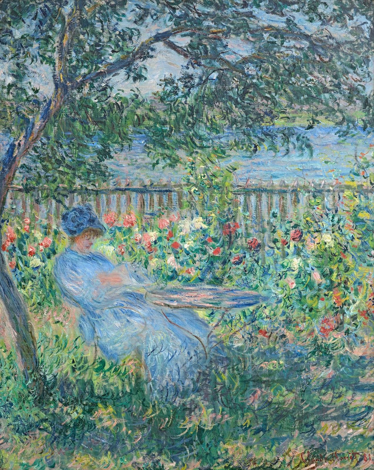 Monet in der Fondation Beyeler - Träumen am Seerosenteich | CH ...