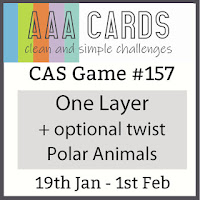 https://aaacards.blogspot.com/2020/01/cas-game-157-one-layer-optional-twist.html?utm_source=feedburner&utm_medium=email&utm_campaign=Feed%3A+blogspot%2FDobXq+%28AAA+Cards%29