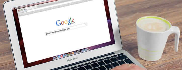 Excluir o histórico de buscas web da sua conta Google
