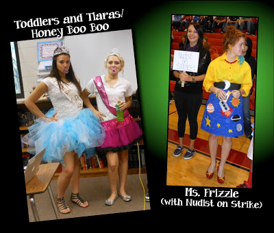 Toddlers and Tiaras - Ms. Frizzle Costumes