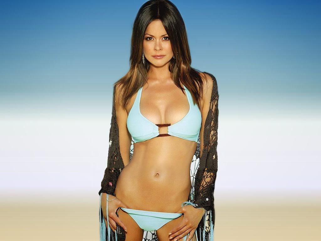 Brooke Burke Bikini Bikini Photos
