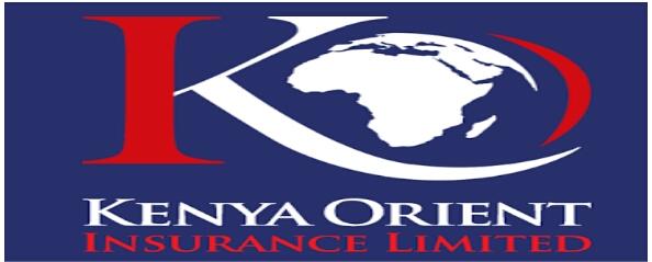 Vacancies at Kenya Orient Insurance 2019