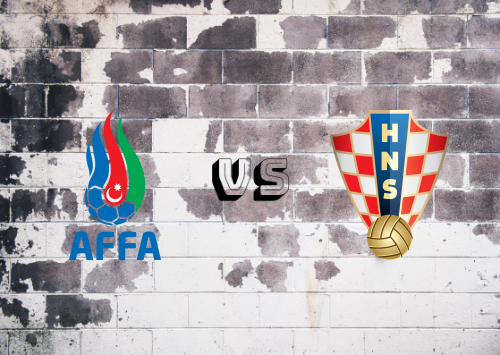 Azerbaiyán vs Croacia  Resumen