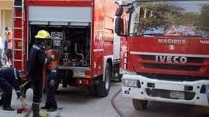 بسبب خلافات مالية.. عامل يشعل النيران في مطعم بسوهاج