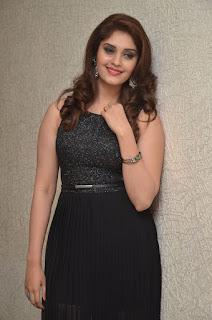 Actress Surabhi Stills At Gunturodu Audio Launch event