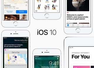 iOS 10.2 Final Resmi Rilis Untuk  iPhone dan iPad