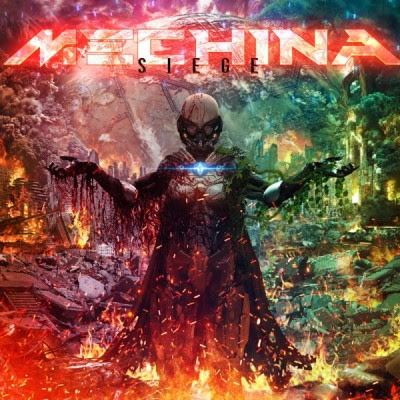 Mechina - Siege (2021) - Album Download, Itunes Cover, Official Cover, Album CD Cover Art, Tracklist, 320KBPS, Zip album