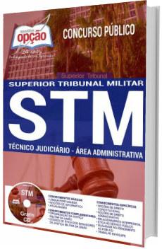 Apostila STM 2017 Técnico Judiciário