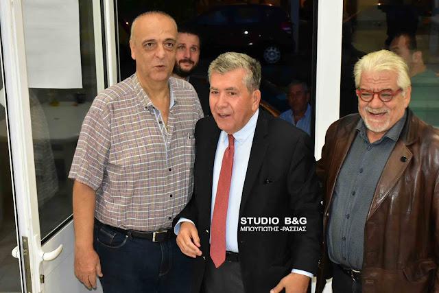 Στο Ναύπλιο ο Αλέξης Μητρόπουλος για τις σημαντικές αποφάσεις του ΣτΕ στο ασφαλιστικό - συνταξιοδοτικό (βίντεο)
