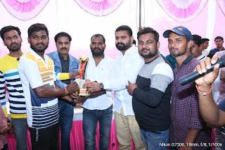 बदमाश टीम मदारपुर प्रीमियर लीग 2021 की बनी विजेता    #NayaSaberaNetwork