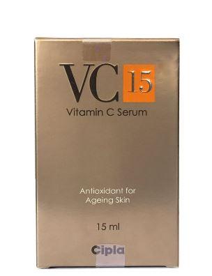 Cipla VC15 Vitamin C Serum, 15 ml
