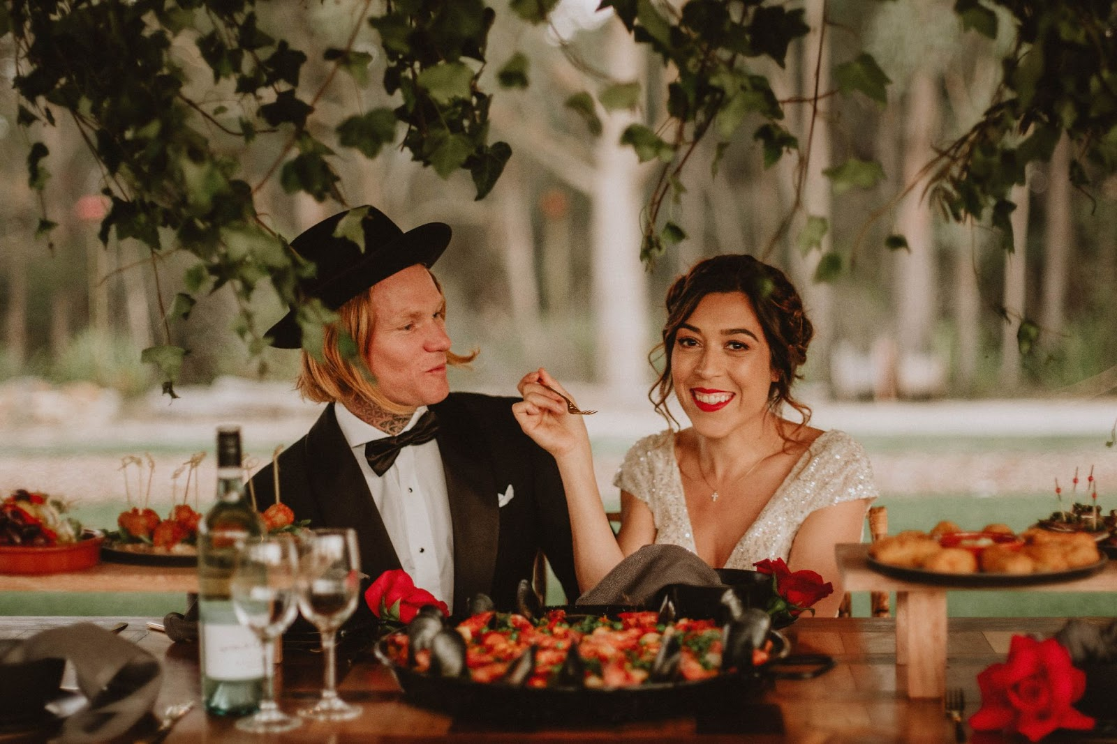 STYLED: THE STABLES OF SOMERSBY | SPANISH INSPIRED WEDDING EDITORIAL NEWCASTLE NSW