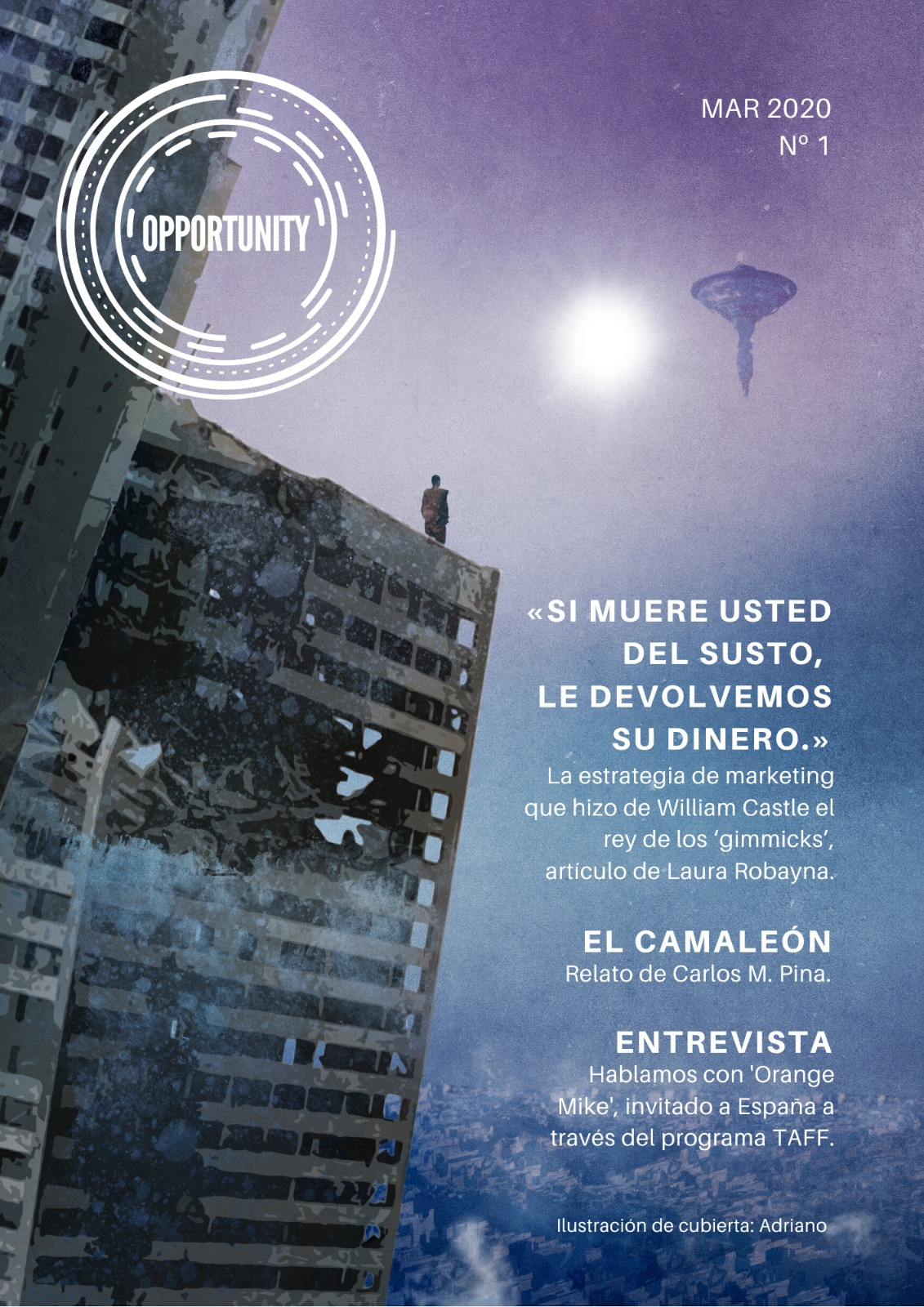 Revista Opportunity nº 1