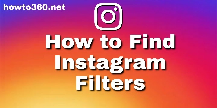 How to Find Instagram Filters