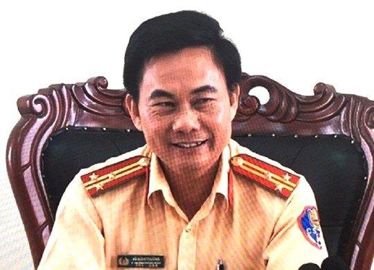 Thượng tá Võ Đình Thường
