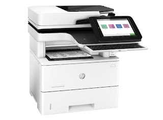 HP LaserJet Enterprise Flow MFP M528c Drivers And Review