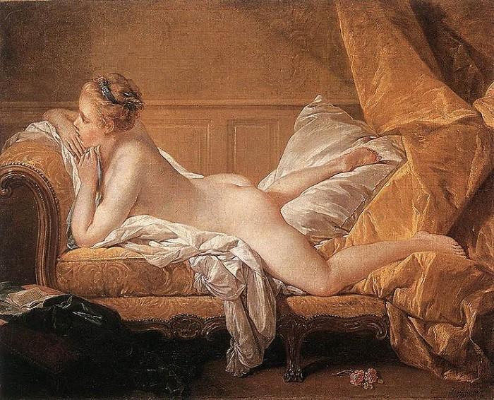 Женщины в живописи. От древности до нашего времени 34